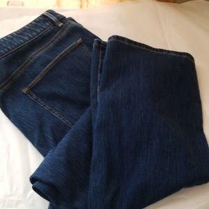L.L. Bean jeans